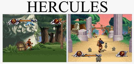 بازی کامپیوتری جدید هرکولس مرد نیرومند HERCULES