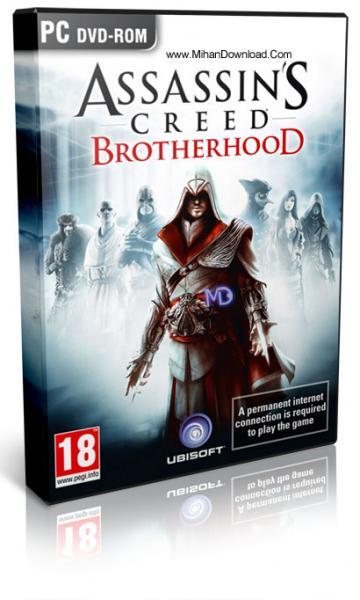 دانلود رایگان بازی Assassins Creed Brotherhood