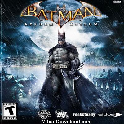 دانلود رایگان بازی كامپیوتر بتمن 2010 Batman Arkham Asylum Full Rip