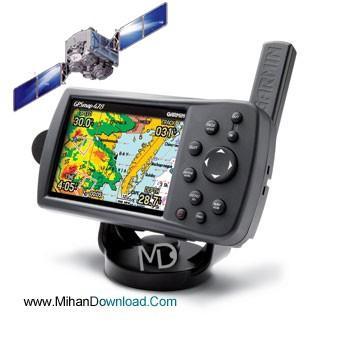 دانلود نقشه ماهواره ای شهر مقدس مشهد برای نرم افزار SmartComGPS