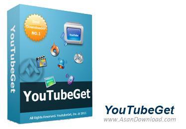 دانلود و تبديل ويدئوهاي يوتوب با نرم افزار قدرتمند YouTubeGet v5.9.5