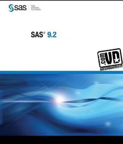 دانلود SAS 9.2 - قویترین نرم افزارهای محاسبات آماری به همراه کرک