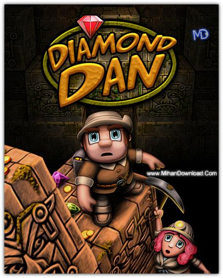 دانلود بازی Diamond Dan RIP