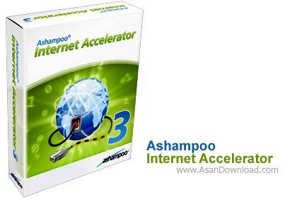 افزایش سرعت اینترنت با Ashampoo Internet Accelerator v3.10