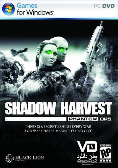 دانلود بازی Shadow Harvest: Phantom Ops