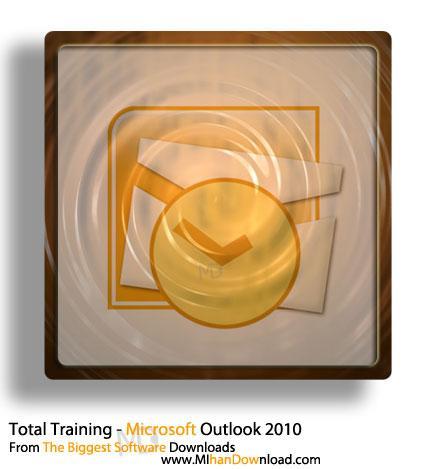 دانلود آموزش تصویری اوتلوک Total Training - Microsoft Outlook 2010