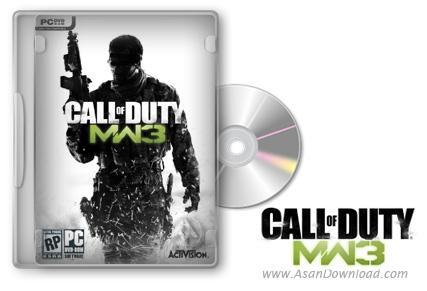 دانلود Call of Duty Modern Warfare 3 جنگ های مدرن 3 در ندای وظیفه 8