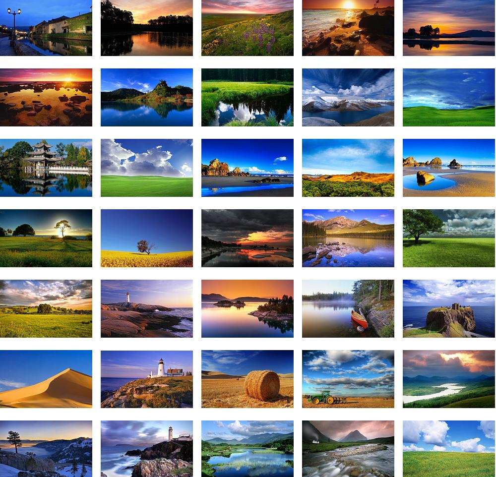 دانلود مجموعه عکس های جدید از طبیعت با کیفیت بالا Nature Wallpapers 17
