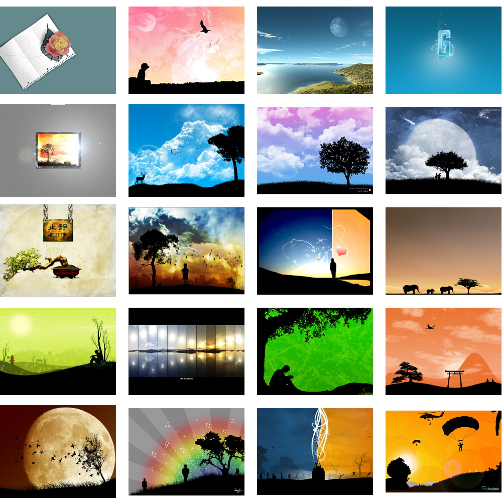 دانلود تصاویر پس زمینه وکتور با کیفیت بالا Vector Wallpapers