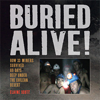 دانلود فیلم مستند Buried Alive The Chilean Mine Rescue 2010