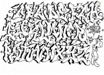دانلود مجموعه فونت گرافیتی Complete Graffiti Fonts