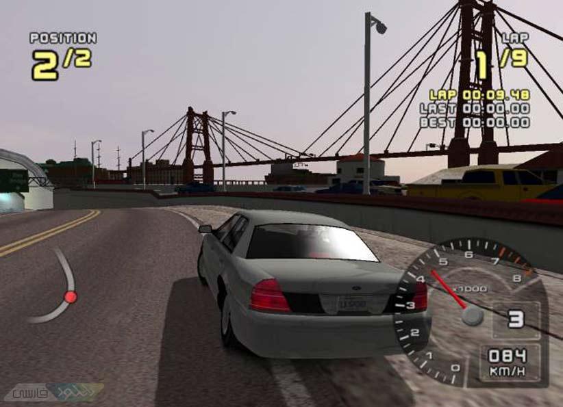 دانلود بازی Ford Racing 2 برای کامپیوتر