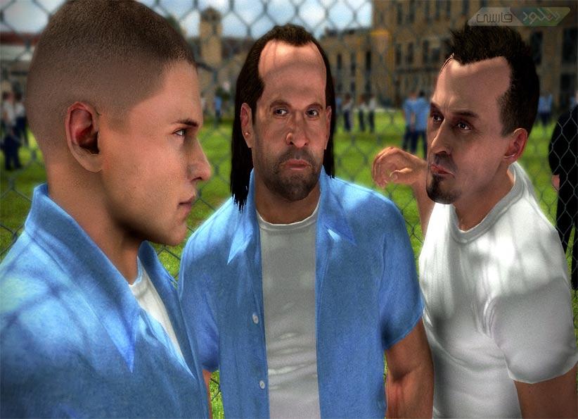 دانلود بازی Prison Break: The Conspiracy برای کامپیوتر