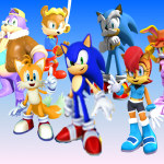دانلود بازی New Sonic سونیک جدید برای iPhone , iPad