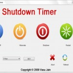 دانلود آخرین نسخه نرم افزار SuperFast Shutdown خاموش کردن کامپیوتر