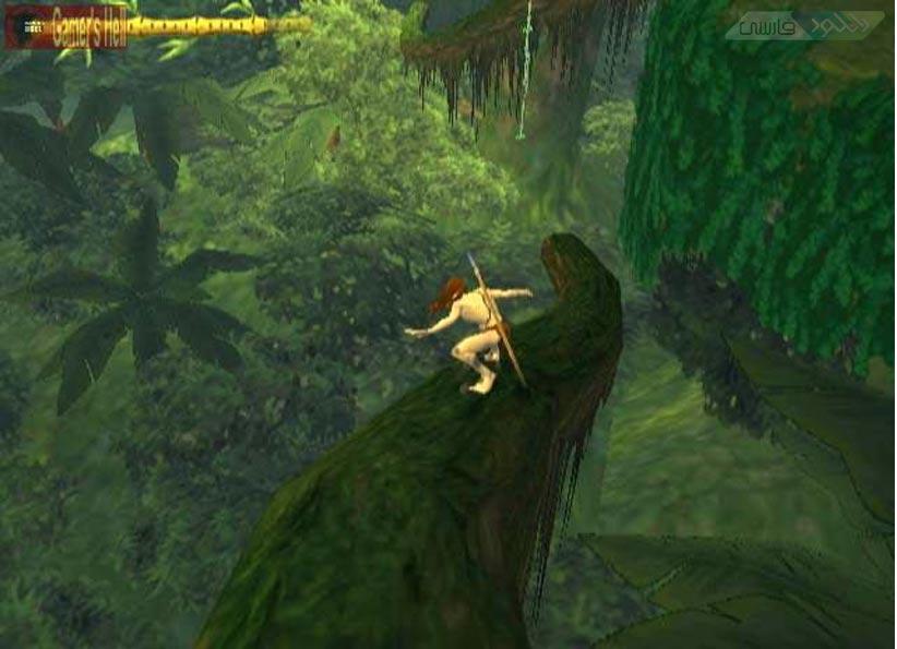 دانلود بازی Tarzan برای کامپیوتر