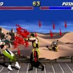 دانلود بازی Ultimate Mortal Kombat 3 برای iPhone , iPod و Touch iPad