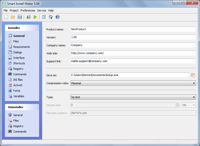 دانلود نرم افزار Easy Install Maker ساخت فایل نصب