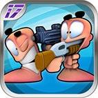 بازی اندروید Worms 2