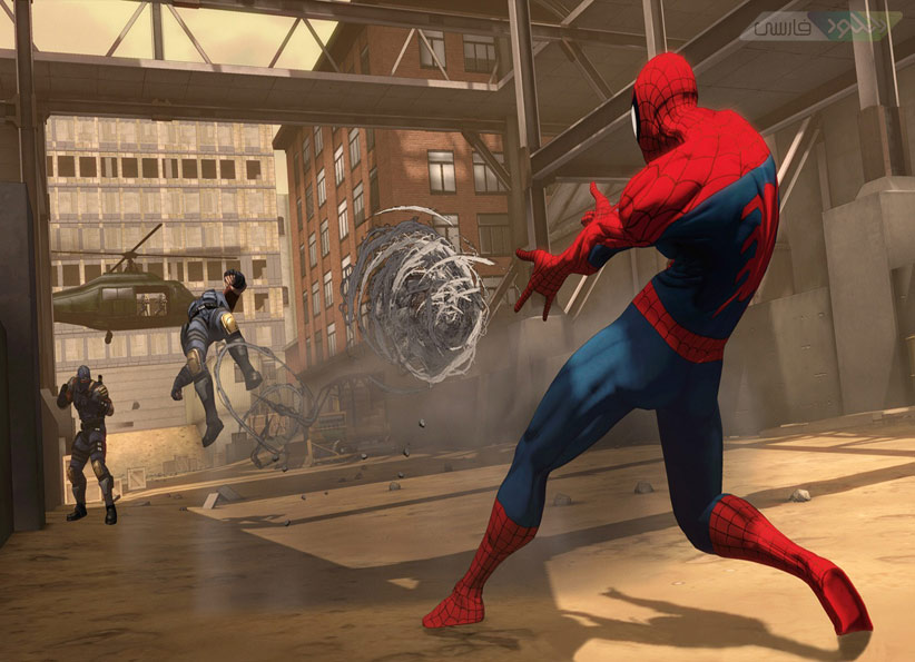 Spider-Man.Shattered.Dimensions.2.www.Download.ir