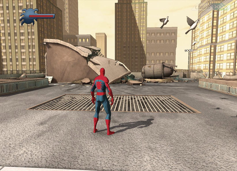 Spider-Man.Shattered.Dimensions.4.www.Download.ir