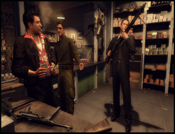 Mafia II crackfix dlc SKIDROW