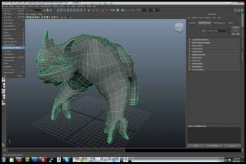 Match Moving and Compositing Pipeline in Maya 2011