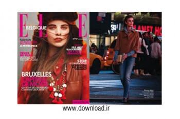 Elle.Belgique.November.2010www.download.ir