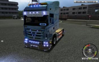دانلود بازی Truck Simulator 2010 شبیه ساز ماشین سنگین برای کامپیوتر