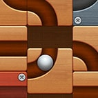 لوگوی بازی اندروید Roll the Ball - slide puzzle