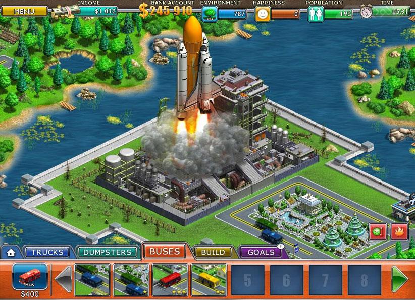Топ Программы. Virtual City. softwareigry.com. Игры. Начало.