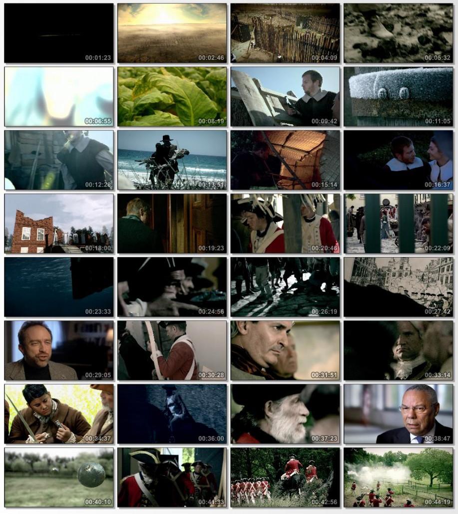 دانلود مستند سریالی America The Story of Us