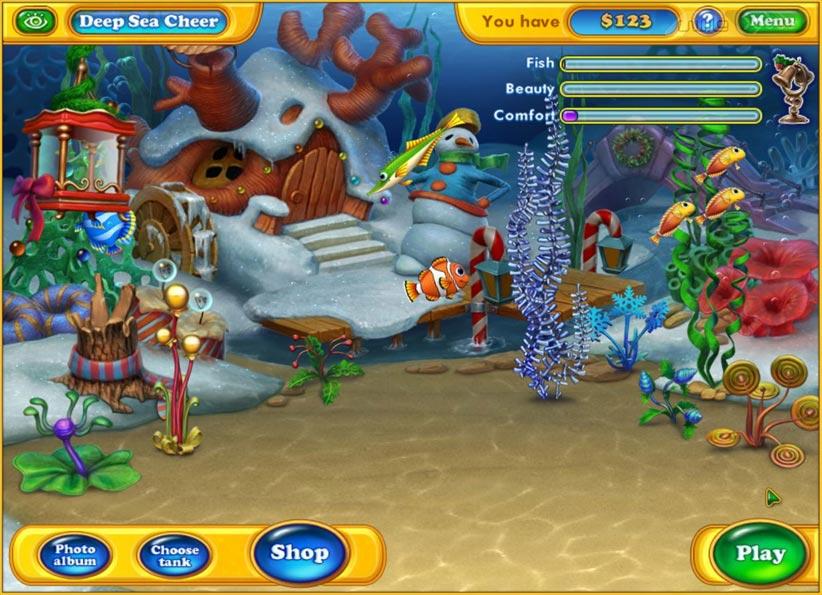 Fishdom.Frosty.Splash.3.www.Download.ir