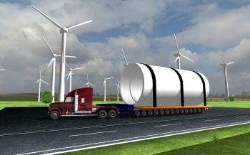 دانلود بازی Schwertransport Simulator شبیه ساز حمل و نقل ماشین سنگین