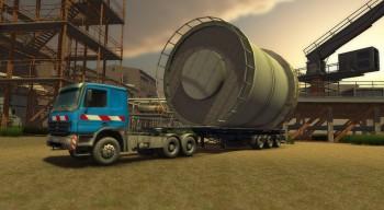 Schwertransport Simulator 2