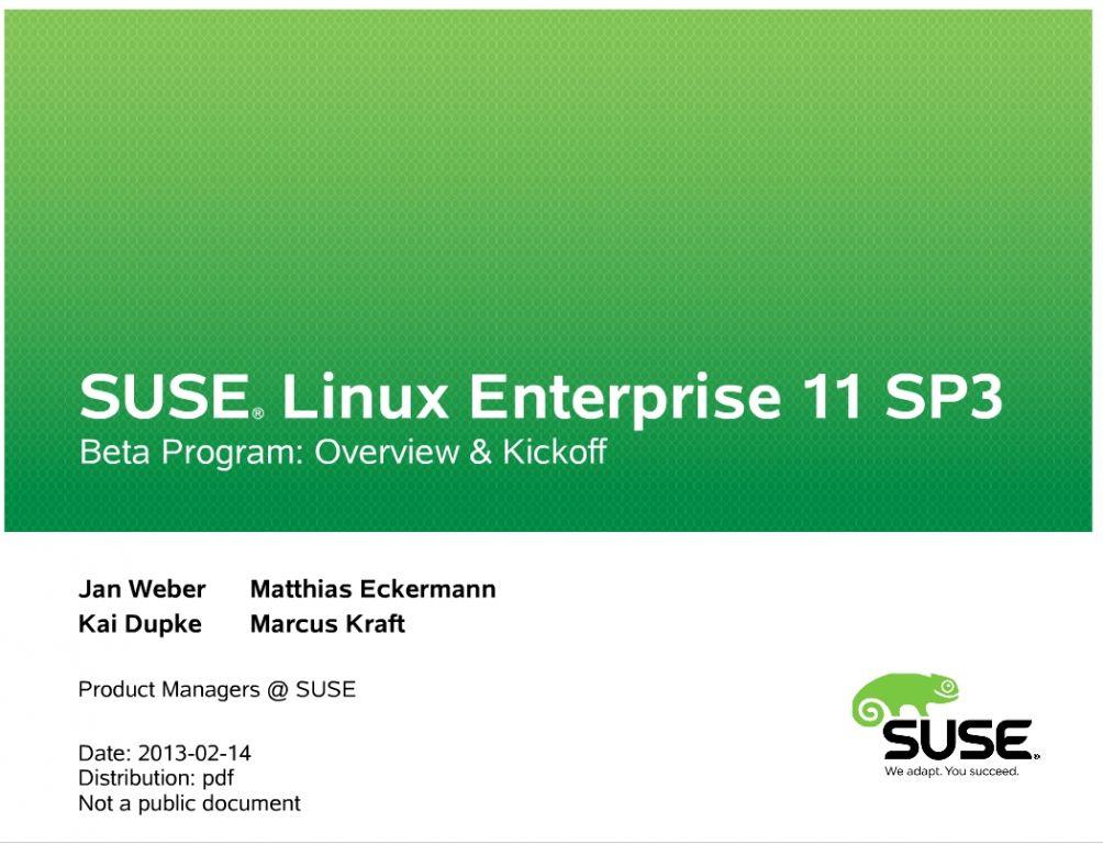 دانلود سیستم عامل لینوکس SUSE Linux Enterprise Desktop