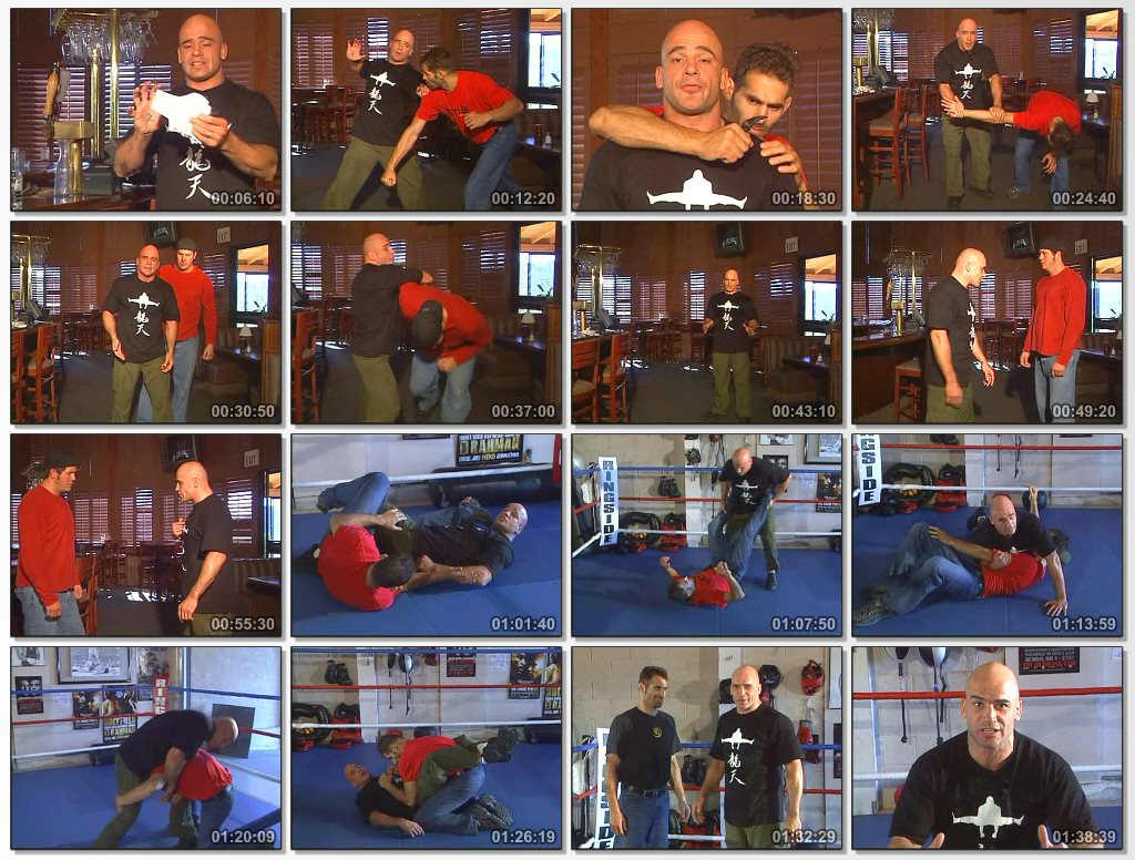 Ufc Superior Free Fight Techniques Lethal Street Fighting Bas Rutten