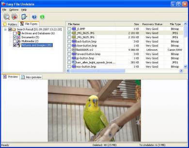 دانلود نرم افزار Easy FAT File Undelete بازیابی فایل های پاک شده