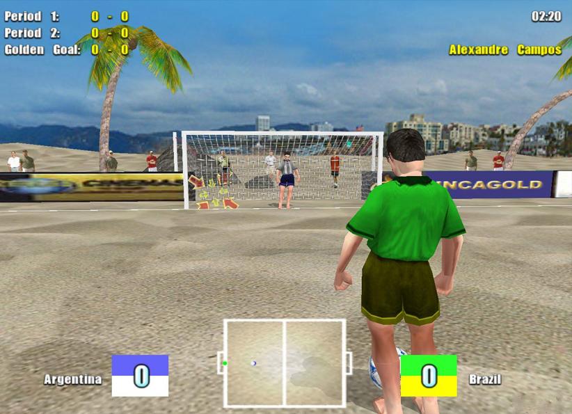 Beach.Soccer.1.www.Download.ir