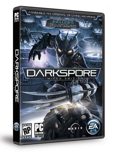 دانلود بازی Darkspore برای کامپیوتر
