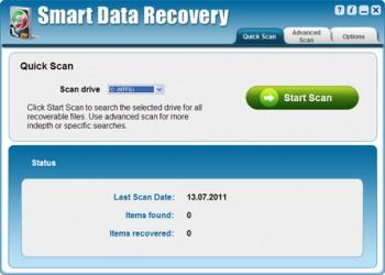 دانلود نرم افزار Smart Data Recovery بازیابی اطلاعات