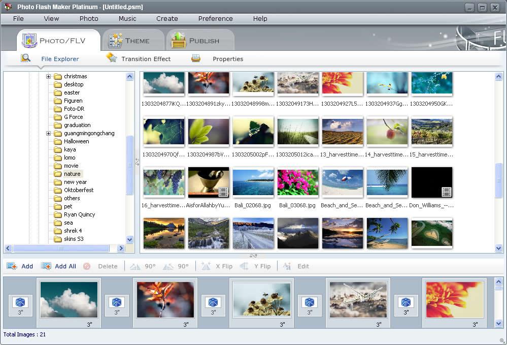 دانلود نرم افزار AnvSoft Photo Flash Maker Platinum v5