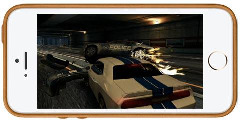 دانلود بازی جذاب و جدید Need for Speed Most Wanted برای آیفون و آیپد