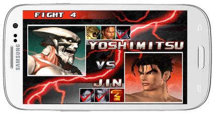 دانلود ورژن جدید بازی Tekken 3 تیکن 3 برای اندروید به همراه
