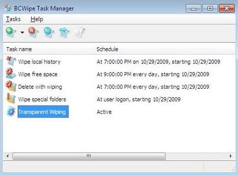 دانلود Jetico BCWipe v6.02 نرم افزار پاکسازی کامل نرم افزارهای موجود در سیستم