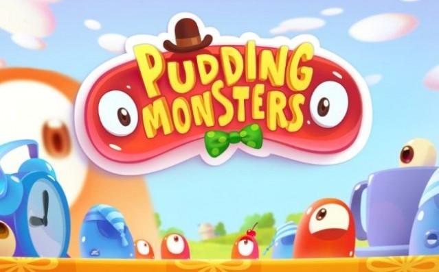 دانلود بازی Pudding Monsters برای آیفون آیپد و آیپاد تاچ