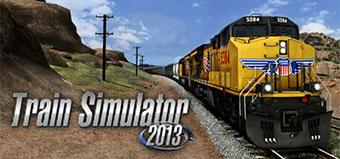 Train Simulator 2013 - Screen