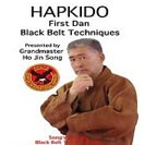 HAPKIDO complete course from yellow belt to black belt