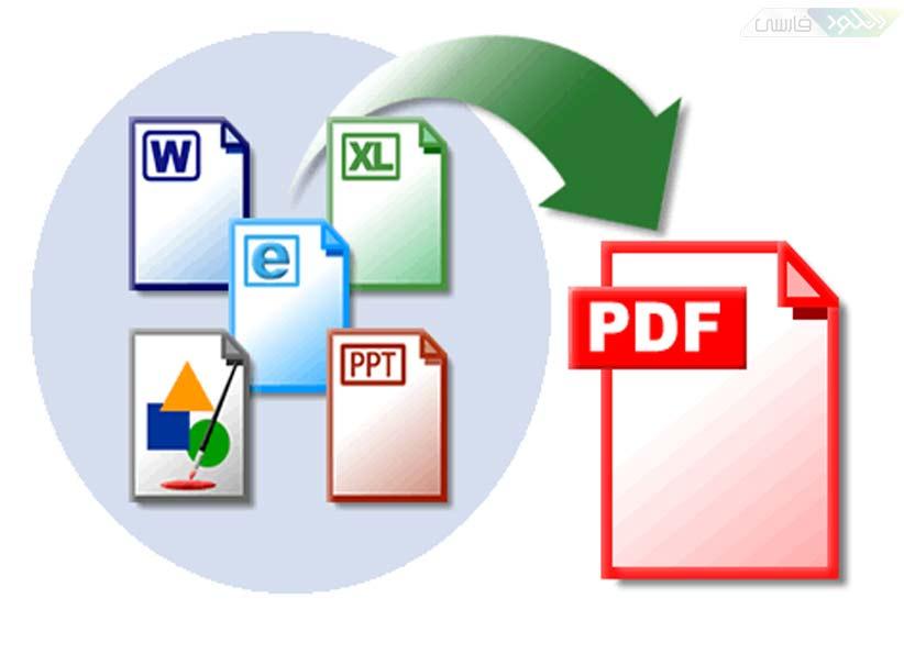 دانلود نرم افزار ساخت فایلهای پی دی اف PDF Creator