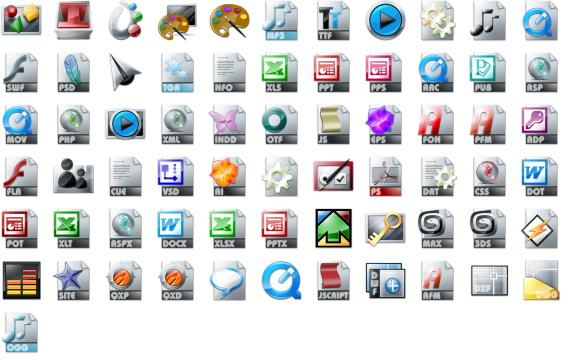 دانلود مجموعه Icon Collection Pack 2012 آیکون های ویندوز